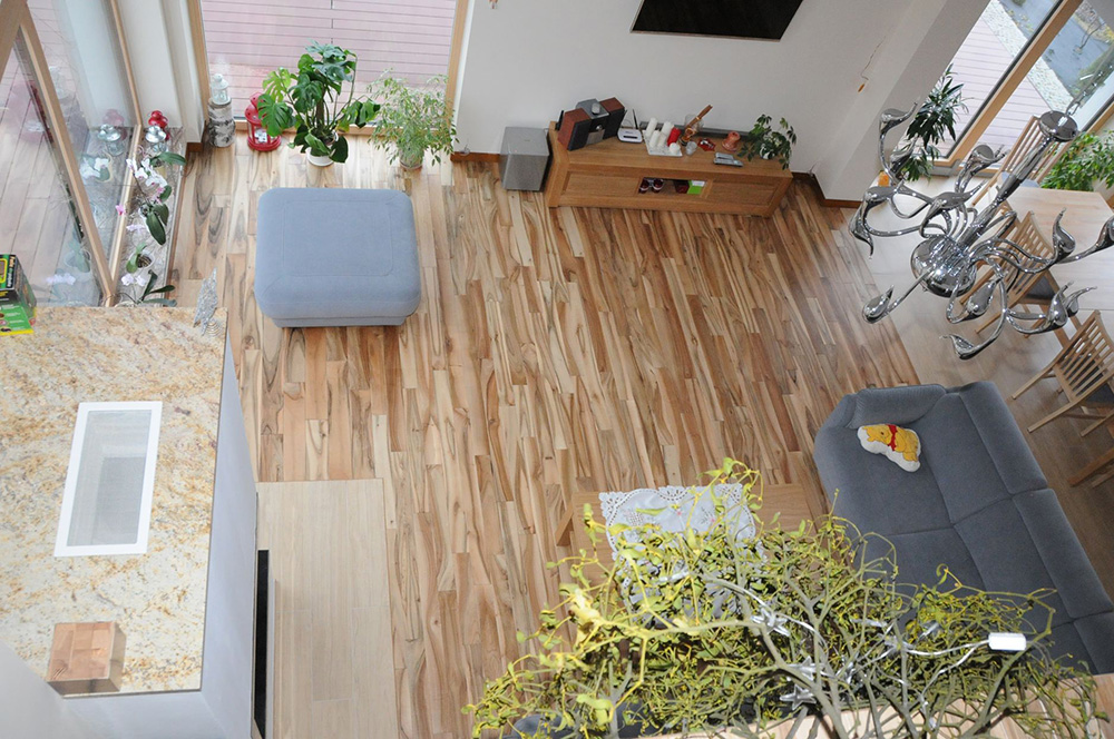 Naturalne drewno odmieni Twoje wnętrze