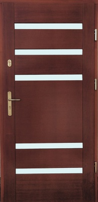Drzwi zewnętrzne - DZ 8