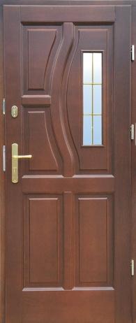 Drzwi zewnętrzne - DZ 13
