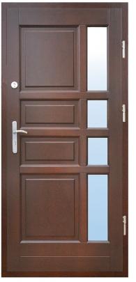 Drzwi zewnętrzne - DZ 16