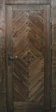 Drzwi zewnętrzne - DZ 18