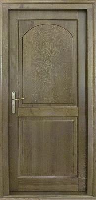 Drzwi zewnętrzne - DZ 17
