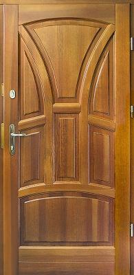 Drzwi zewnętrzne - DZ 12