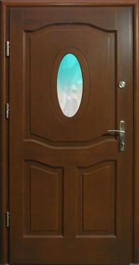 Drzwi zewnętrzne - DZ 3