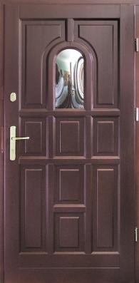 Drzwi zewnętrzne - DZ 9