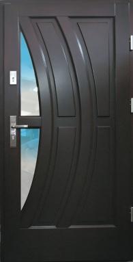 Drzwi zewnętrzne - DZ 4