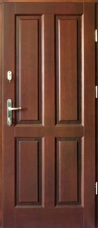 Drzwi zewnętrzne - DZ 7