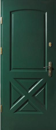 Drzwi zewnętrzne - DZ 1