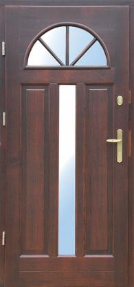 Drzwi zewnętrzne - DZ 10