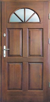 Drzwi zewnętrzne - DZ 11