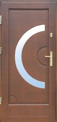 Drzwi zewnętrzne - DZ 14