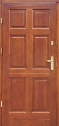 Drzwi zewnętrzne - DZ 15